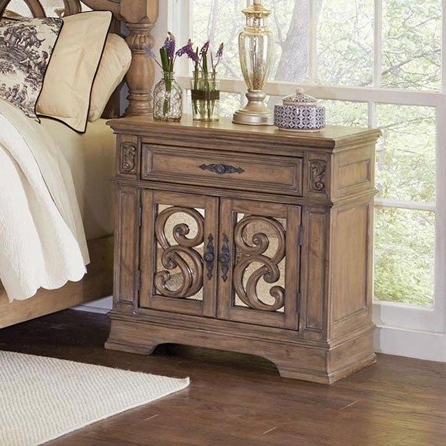 Ilana Door Nightstand by Coaster Furniture